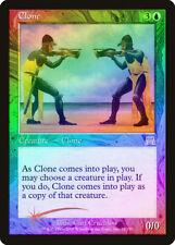 Clone FOIL Onslaught HEAVILY PLD Blue Rare MAGIC THE GATHERING MTG CARD ABUGames