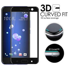 3D Curved Full Tempered Glass Coverage Cover Film Protector For HTC U11