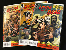 Zombie Living with the Dead #1 #2 #3 Comic Book Visit My Store