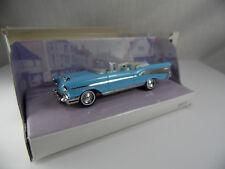 mx457, Matchbox / DINKY Chevrolet Convertible 1957 1:43 DY27 BOX