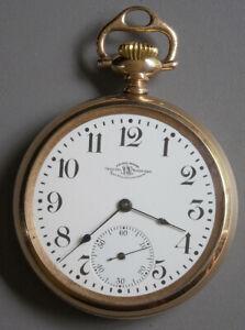 Ball Waltham 16 Size 19 Jewel Model 1899 Pocket Watch B239058