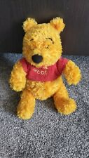 "Walt Disney World official  Mini Bean Bag  Winnie The Pooh 9"" Plush Doll"