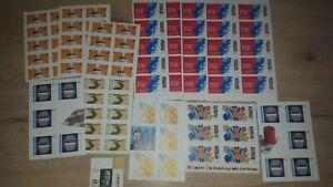 91 diverse gültige Briefmarken