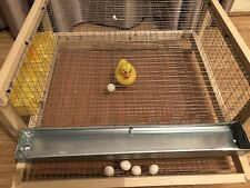 Cage for Quail sized birds (hutch)