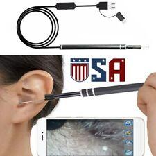 USB Health Care Tool Ear Pick Wax Remover Cleaner Scope Endoscope Camera Windows