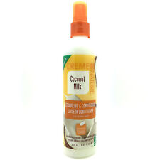 CREME OF NATURE COCONUT MILK DETANGLING&CONDITIONING LEAVE-IN CONDITIONER 8.45OZ