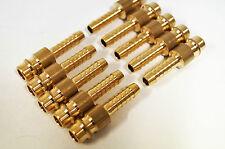 10x Stecknippel 13mm Nipel Kupplung Schlauchanschlus Druckluft Druckluftkupplung