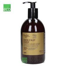 Najel Organic Liquid Aleppo Soap 20% Bay Laurel Oil 500ml