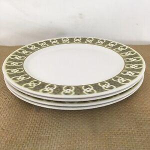 "Mikasa Mediterrania Arno 4049 Japan 10 5/8"" Set of 4 Dinner Plates (4)"