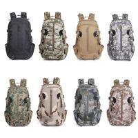 Outdoor Sport Military Tactical Rucksacks Backpack Camping Trekking Hiking Bag