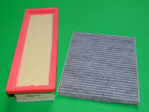Aktivkohle Pollenfilter + Luftfilter Ford KA II 1.2 Benziner (51kW/69PS)
