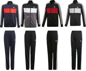 Adidas Kids Boys Tracksuits Essentials Track Suit Sets Bottoms Track Pant Size