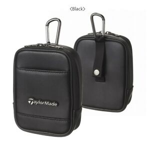 New TaylorMade Golf Auth Tech Accessory Black , White PU Pouch