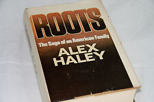 Roots by Alex Haley, First Edition Hardback w/DJ