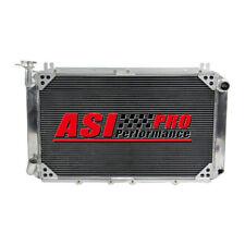 3ROWS Radiator For Nissan Patrol GQ Y60 3.0 PETROL TD42 2.8 4.2L Diesel 88-97 MT