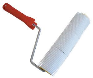Entlüftungsrolle 18cm Stachellänge 11mm Nadeln einseitig gelagert