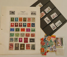 100 x Netherlands Postage Stamp collection