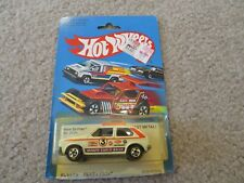 Hot Wheels Hare Splitter Monte Carlo Rally Card #2504 1980 Mattel Malaysia