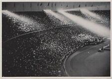 1936 BERLIN GERMAN OLIMPIC GAMES - Stadium Stands Fans ORIGINAL PHOTO Nr.190