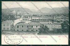 Terni Città Alterocca 876 cartolina QK4438