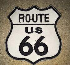 Aufnäher Banner Patch Kutte Route 66 Diner Harley Davidson USA Logo Chopper