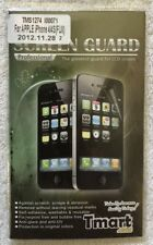 Clear Screen Protector Film Sticker for iPhone 4 4S Full Body Protection