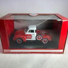 1/32 Coca Cola Chevy Pickup Turck 1953 440664