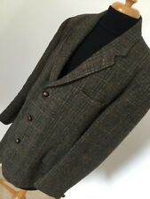 Handsome Vintage Quality DUNN & CO HARRIS TWEED Jacket Country Blazer Approx 42""