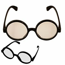 HARRY POTTER WIZARD GLASSES FANCY DRESS UP GEEK NERD WHERES WALLY PARTY COSTUME