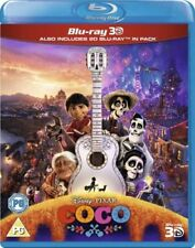 Jumanji: Welcome to the Jungle (3D)+coco(3D)Blu-ray***offer 2 in 1* only bluray