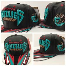Vancouver Grizzlies Mitchell & Ness Snapback Hat