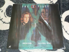 X-Files Wetwired/ Talitha Cumi NEW SEALED Laserdisc LD Free Ship $30