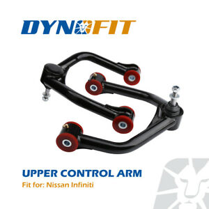 "Front Upper Control Arm Suspension Kit 2-4"" Lift Fit 2004+ Nissan Titan Armada"