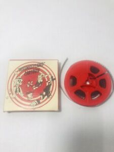 "RARE Vtg Whimseyland Cartoon 8mm Film Reel ""Felix The Cat - Ole Swimming Hole"""