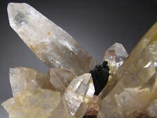 Quarzkristalle, Turmalin, Erongo-Massiv, Namibia