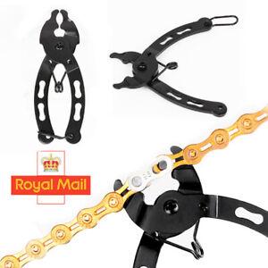 Bike MTB Bicycle Hand Master Link Chain Pliers Clamp Removal Repair Tool Road UK