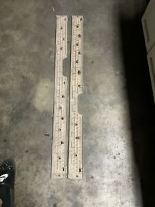 1999-2007 Ford F250 F350 Pickup Extended Cab Floor Sill Trim