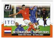 2015 Donruss Soccer International Superstars #43 Robin van Persie Netherlands