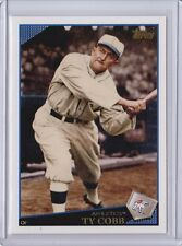 2009 Topps Updates & Highlights Ty Cobb SP FREE Shipping
