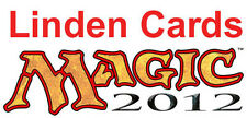 MTG MAGIC M12 2012 SEALED FAT PACK BOX LINDEN