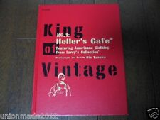 KING OF VINTAGE Vol.1 Book Heller's Cafe Rin Tanaka My Freedamn Larry's Collect