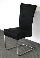Stuhl, Lederbezug, Sessel, Alu, Kippstuhl