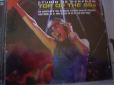 CD NEUF scellé - Studio 99 perform TOP OF THE 90s / Edition 2 CD -C45
