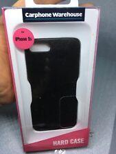 I phone 5s/5 Carphone Warehouse Hard Case - Black