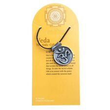 Native American Indian Veda OM Pendant Necklace