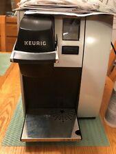 keurig k150 commercial coffee maker w/ plumbing kit