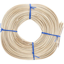 Commonwealth Basket Flat Oval Reed 4.37mm 1lb Coil-Approximately 320'