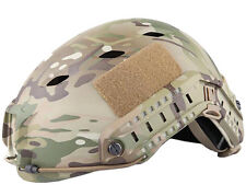 Tactical FAST BJ Helmet Military Airsoft Paintball CP