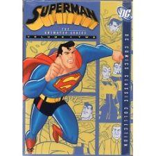 Superman - The Animated Series, Vol. 2 - 3 DVD - Neu / OVP