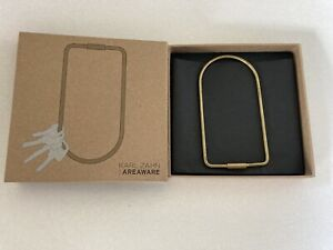 AREAWARE Contour Key Ring Bend KZKRBD by Karl Zahn NEW